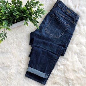 Kut from the kloth Catherine boyfriend jeans 6 P
